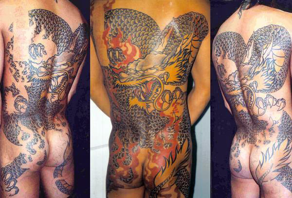 Dragon Body Piece (HS)