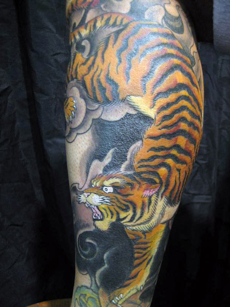 Tiger Piece (Oskar)
