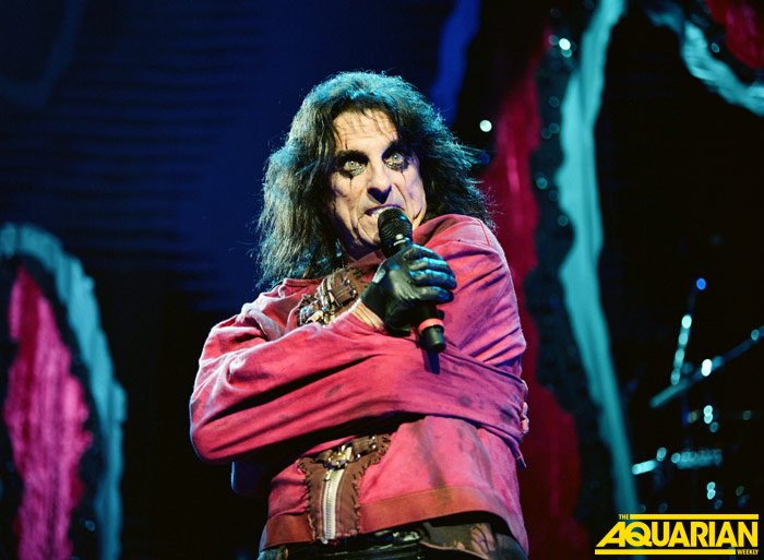 Alice Cooper @ House Of Blues (Nadine Joy)