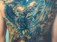 Dragon Back Piece (Brad)
