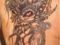 Evil Skull (Big Brad)
