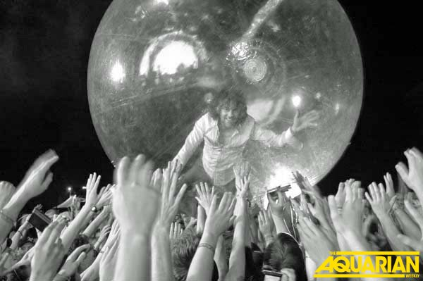 The Flaming Lips @ Bonnaroo (Glyn Emmerson)