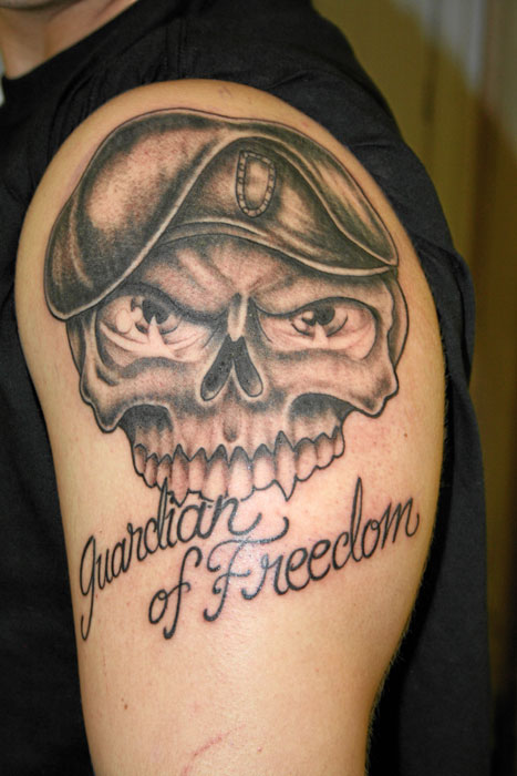 Guardian Of Freedom (Keith Titus)