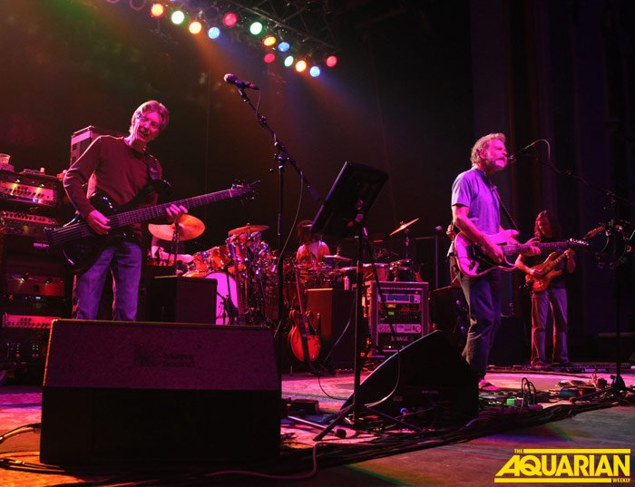 Furthur @ Convention Hall (Mike Black)
