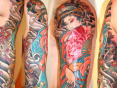 Geisha Sleeve by Johann