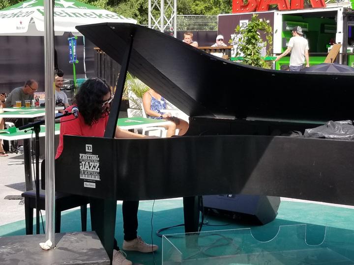 Montreal Jazz Fest 2018 (Credit - Bryan Reesman) 2