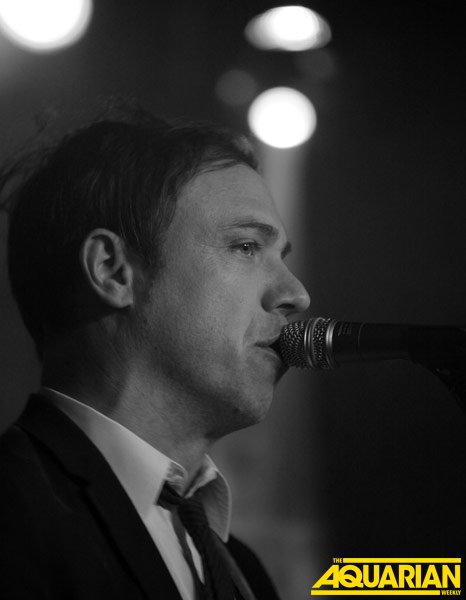 The Airborne Toxic Event @ The Saint (Mike Black)