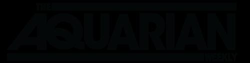 The Aquarian logo