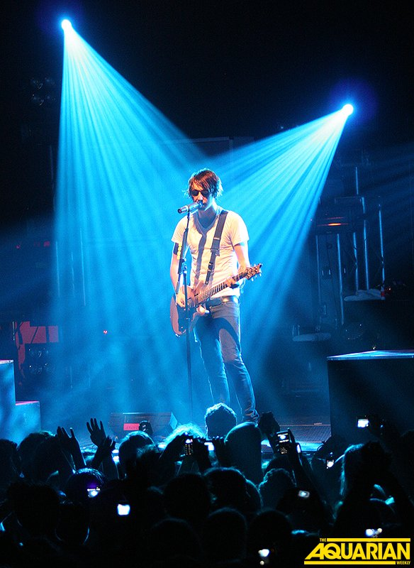 All Time Low @ Roseland Ballroom (Jordana Borensztajn)