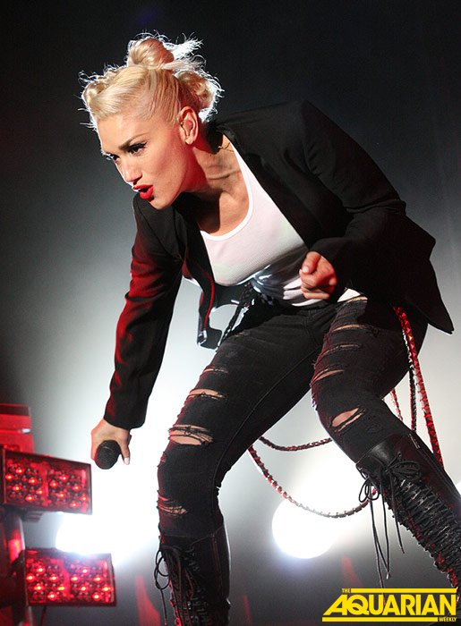Gwen Stefani Of No Doubt (Jordana Borensztajn)