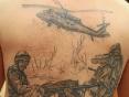 War Back Piece (Keith Titus)