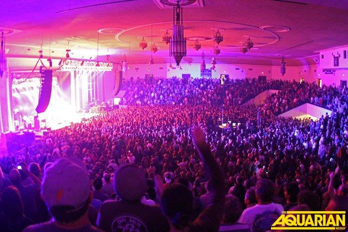 Furthur @ Convention Hall (Mike Black)