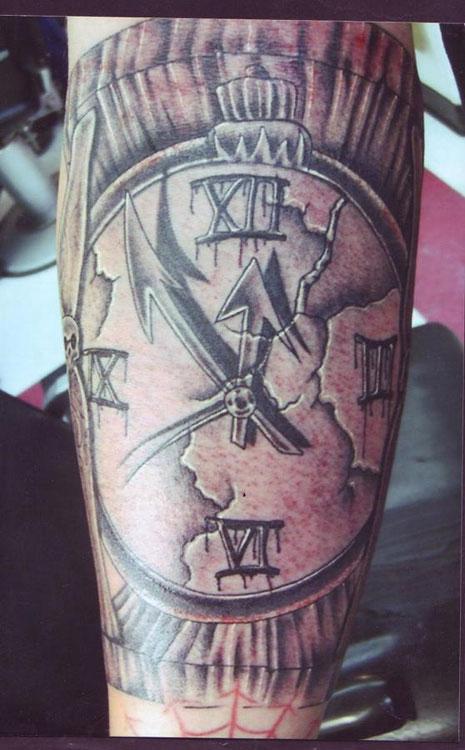 Broken Clock by Justin