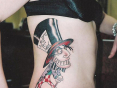 Mad Hatter by Dano
