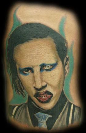 Marilyn Manson (Jersey Jay Wymbs)