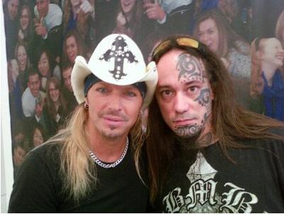 Tattoo Tony & Bret Michaels